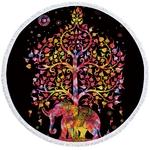 tapis-de-meditation-yoga arbre de vie boutique zen style