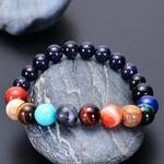 Bracelet pierres planètes Boutique zen style