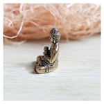 Mini-Statue-de-bouddha-Vintage-en-laiton-Sculpture-de-poche-pour-la-maison-le-bureau-d