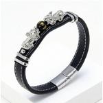 bracelet feng-shui argent 1 c7