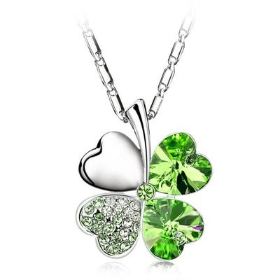 lucky-clovers-collier-pour-femmes-t-strass-argent-plaqu-bijoux-mode-femmes-pendentifs-et-colliers-collares