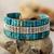 Handmade-Wrap-Bracelet-Turquoises-Antique-Metal-Beads-Weaving-Statement-Wristband-Bracelet-Teengirls-Jewelry-Gifts-for-Women