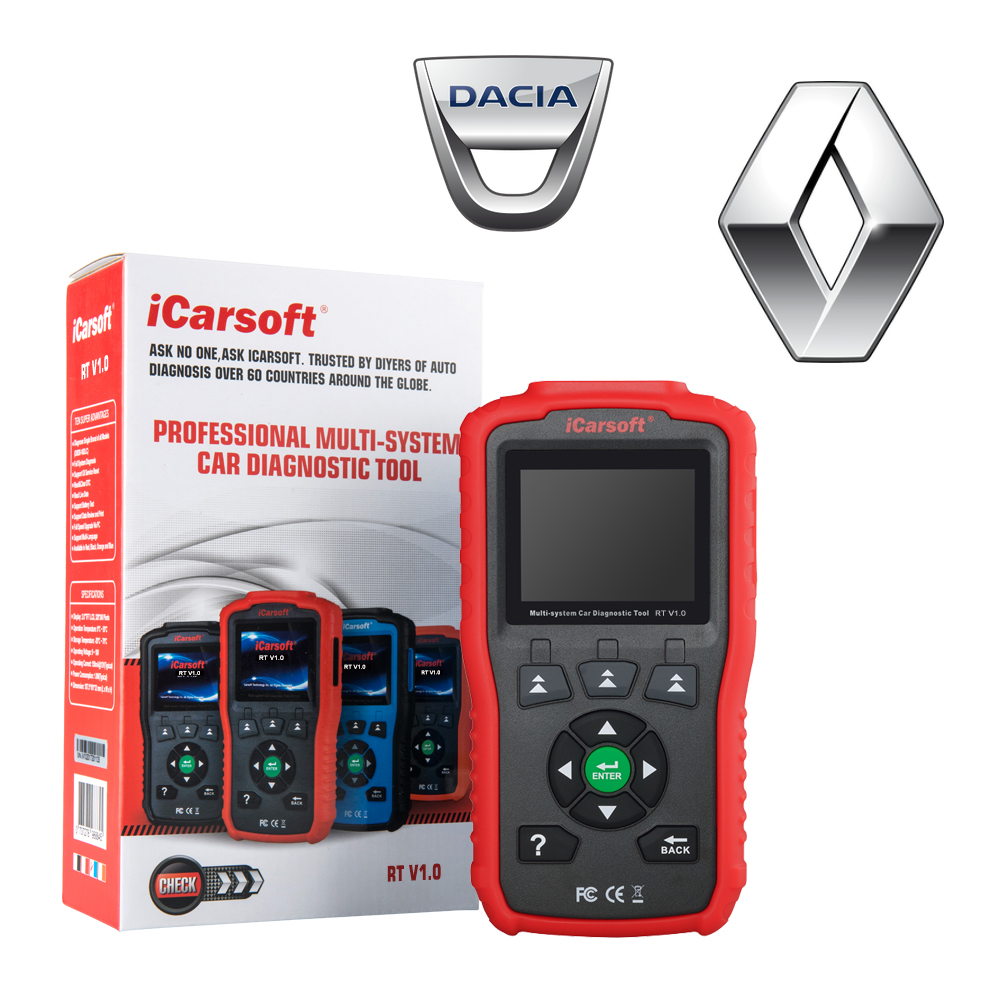 iCarsoft RT V1.0