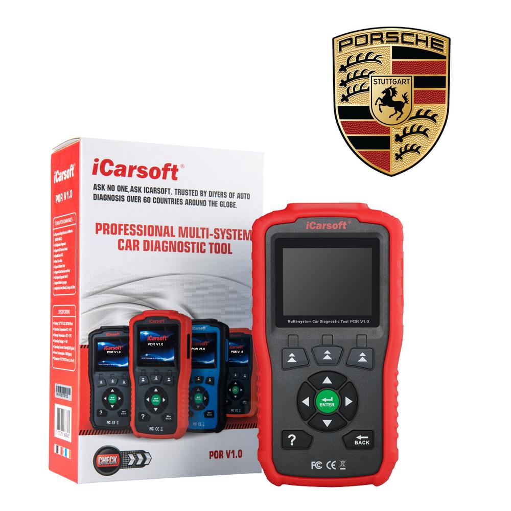 iCarsoft POR V1.0