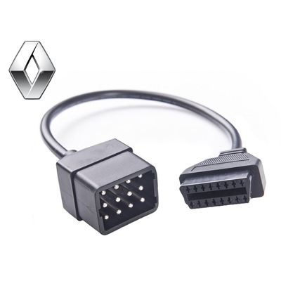 Adaptateur OBD2 Renault 12 broches