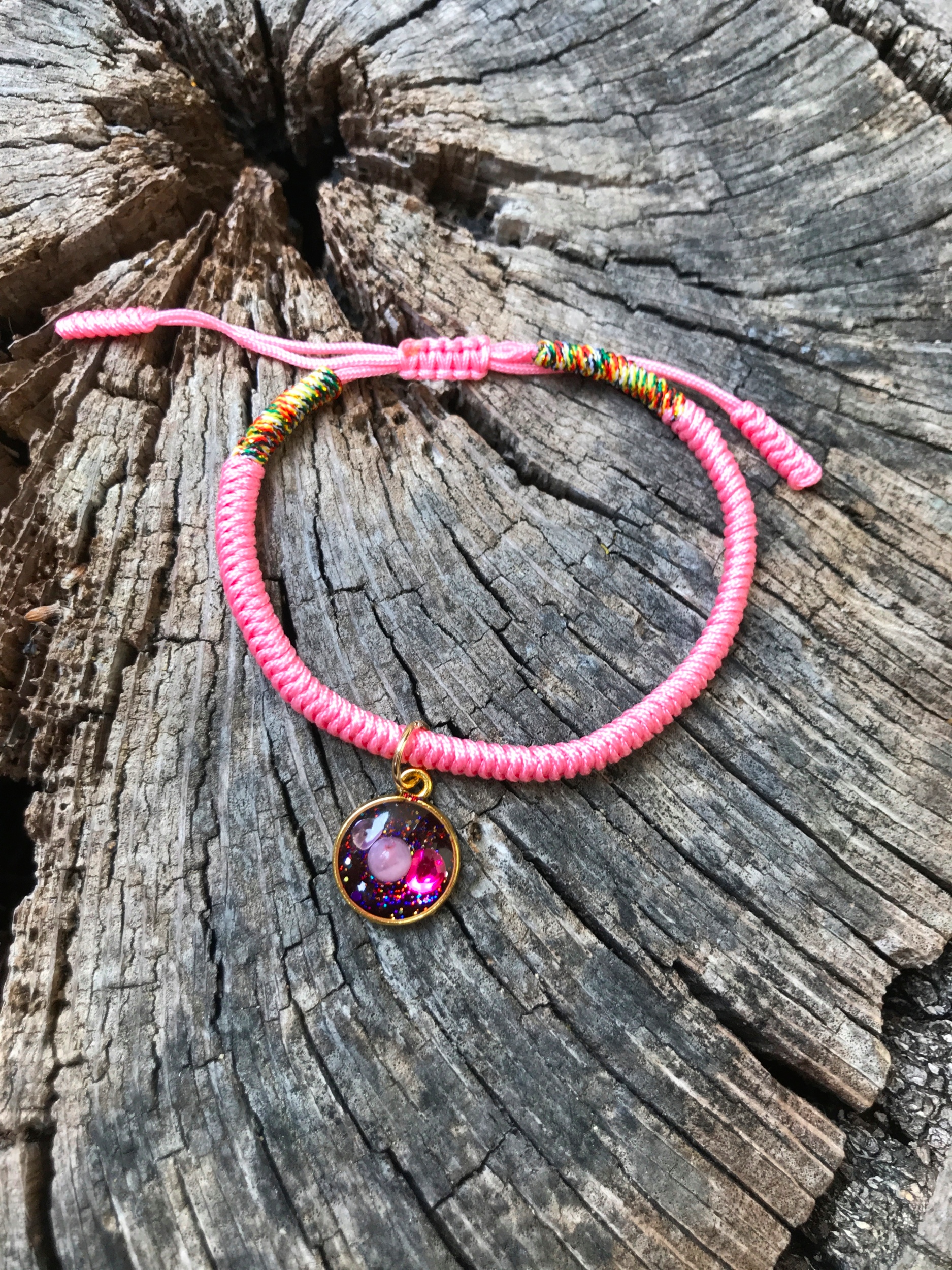 Bracelet Maya soin cicatrisation chakra coeur