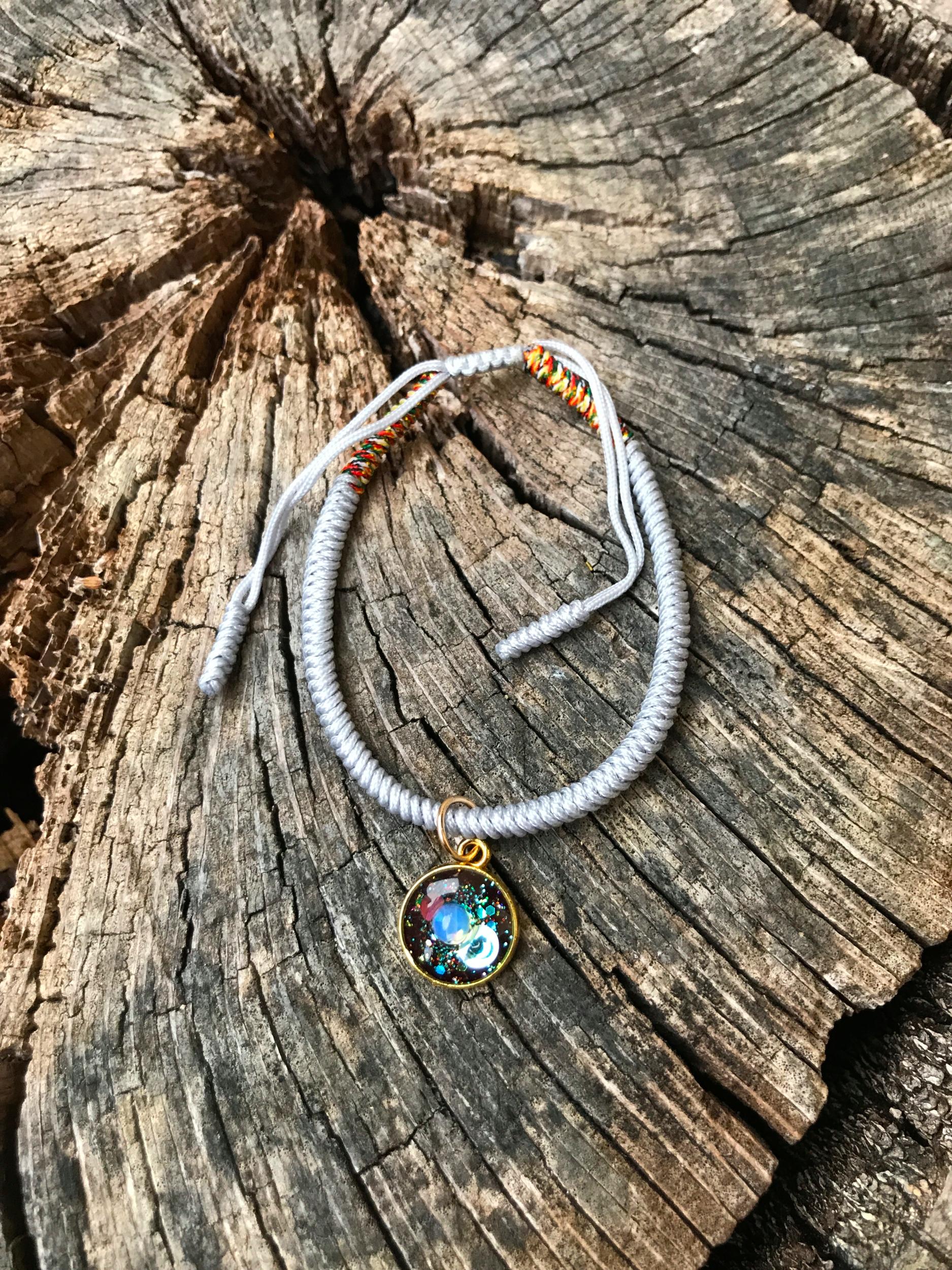 Bracelet Maya Affirmation de soi, chakra gorge