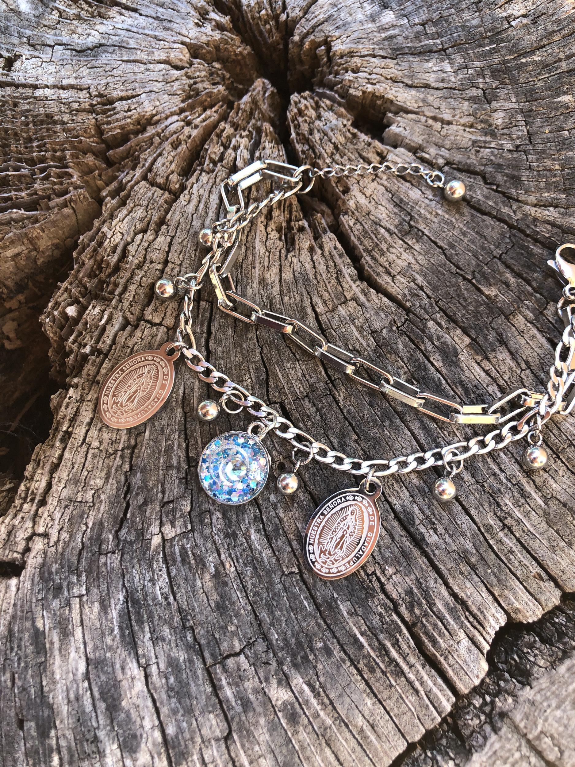 Bracelet Guadalupe soin Alignement mission de vie