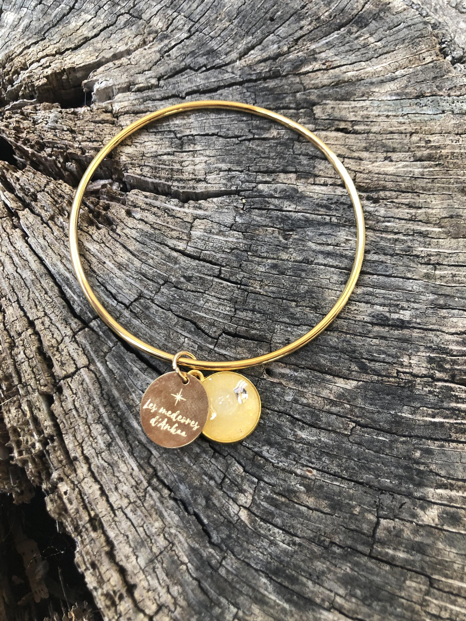 Bracelet Féeria soin Deblocage du noeud bloquant du moment