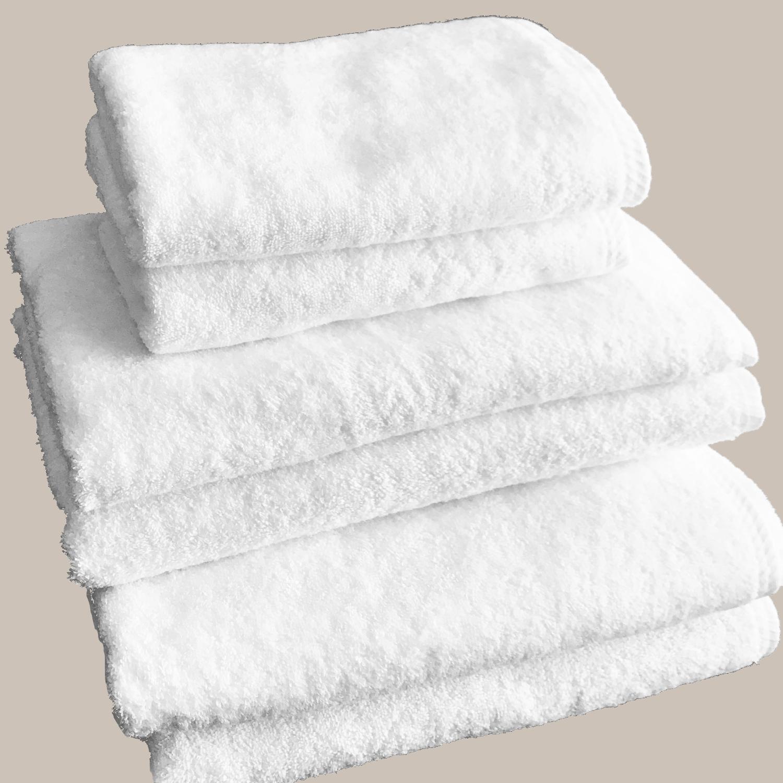 Maxi drap de bain Luxe 5* - 100x150cm - 600g/m²