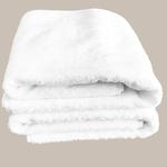 Le comptoir de l'hôtellerie Drap de bain Luxe 5* Blanc Airbnb & locations temporaires Linge de maisons à prix usine