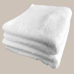 Le comptoir de l'hôtellerie Serviette éponge Maison dhôte Blanc Chambres et maisons d'hôtes Linge de lit pas cher