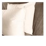 Le comptoir de l'hôtellerie Oreiller luxe 5* Blanc Airbnb & locations temporaires Linge de maisons à prix usine