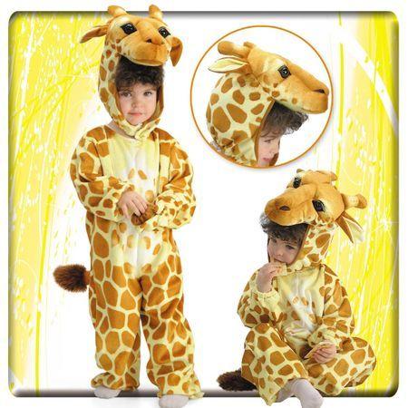 Déguisement de Girafe Enfant