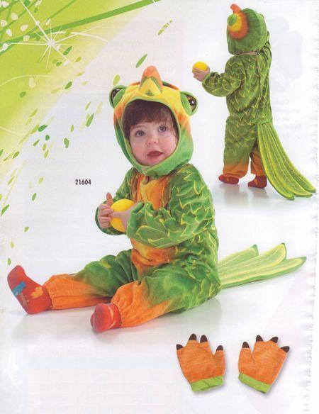 Déguisement de Perroquet Enfant