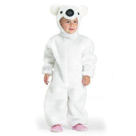 Déguisement d\'Ours Blanc Enfant