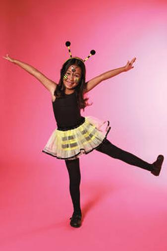 Kit déguisement abeille