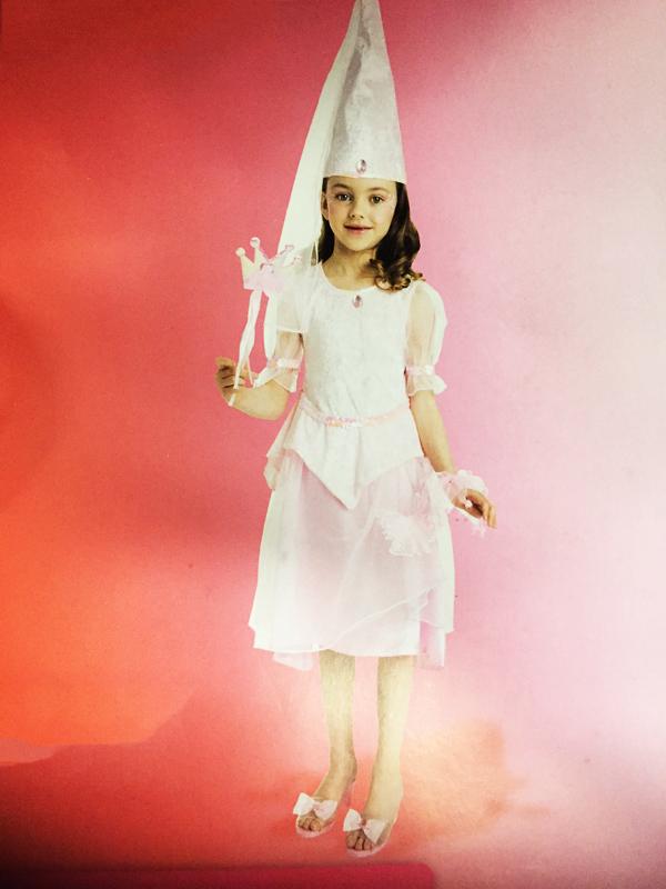 Déguisement de fée enfant rose