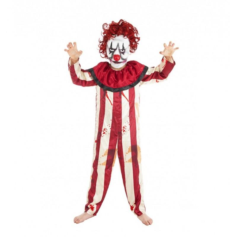 Déguisement clown psychopathe enfant