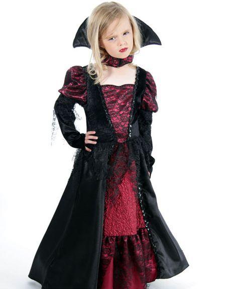 Déguisement de Vampiresse Enfant