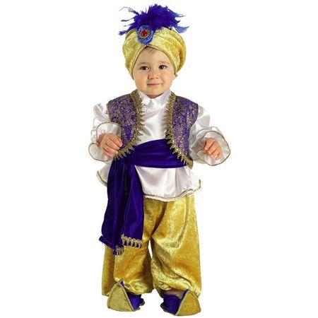 Déguisement d\'Aladin Bébé