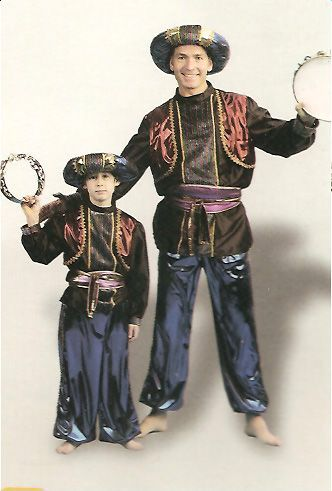 Déguisement Oriental Enfant