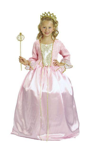 Déguisement Princesse Rose Enfant