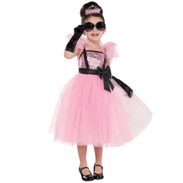 Déguisement  princesse glamour