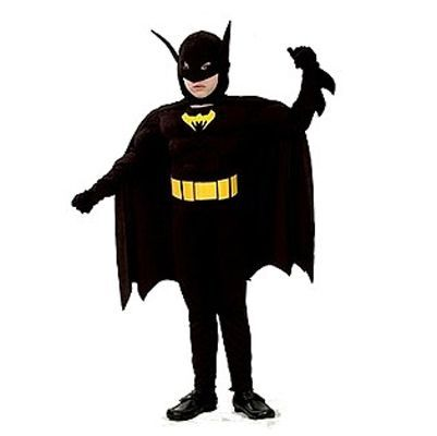 Déguisement Batman Noir Enfant