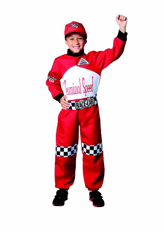Déguisement Pilote de Formule 1 Enfant