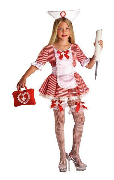 Déguisement Candy Infirmière