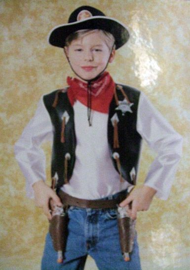 Kit Cow Boy Enfant