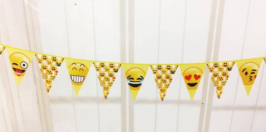 GUIRLANDE Emoticone