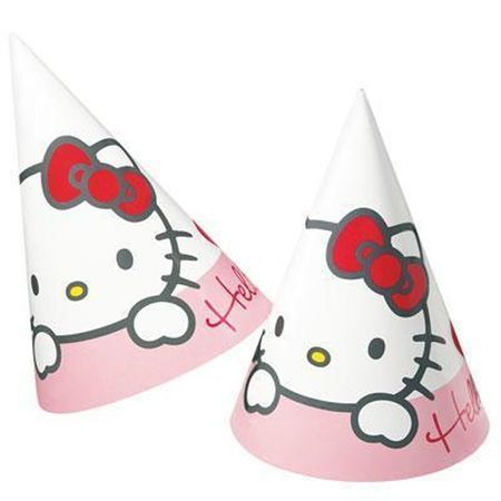 6 Chapeaux - Hello Kitty©