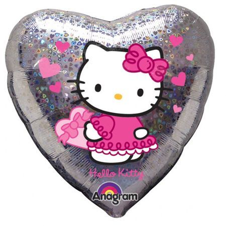 Ballon Hello Kitty