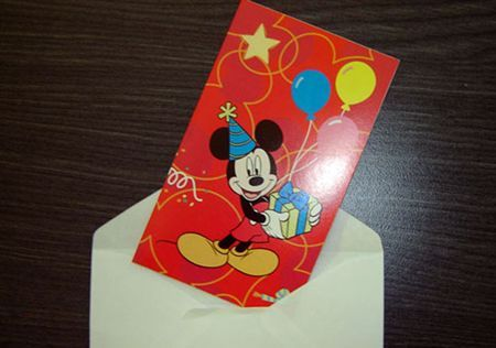 Invitations Mickey