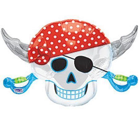 Ballon Géant Pirate
