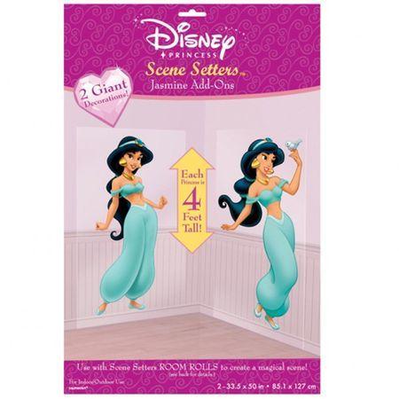 2 Décors Thème Jasmine