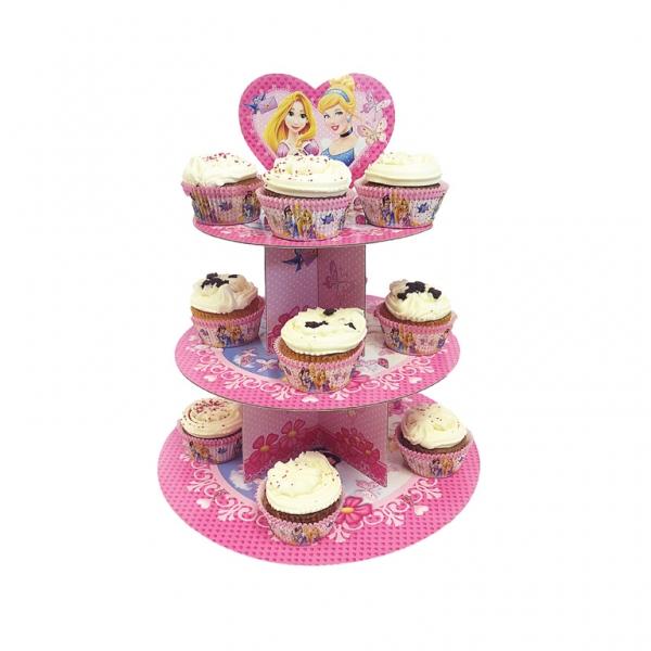 Plateaux à gâteaux Princesses