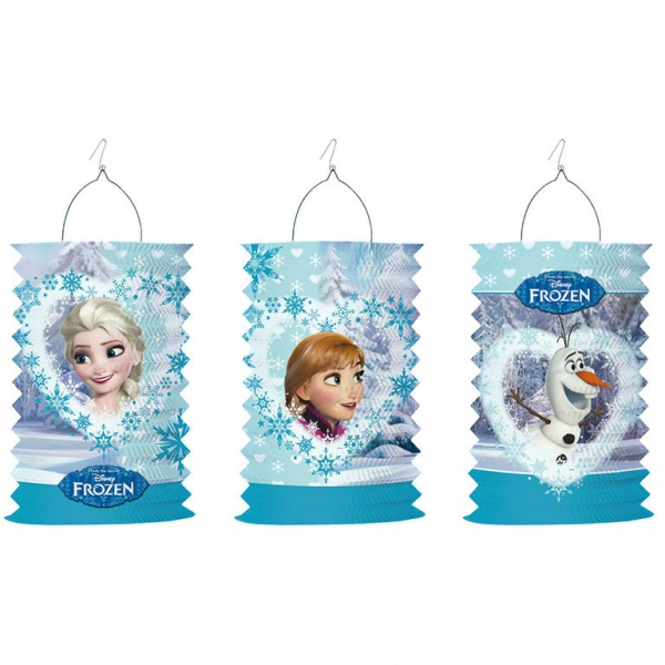 Lampion Reine des Neiges