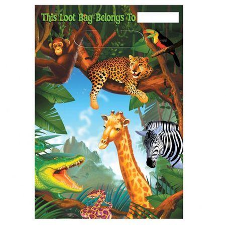 Sachets Cadeaux Safari