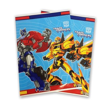 Sac Cadeaux Thème Transformers
