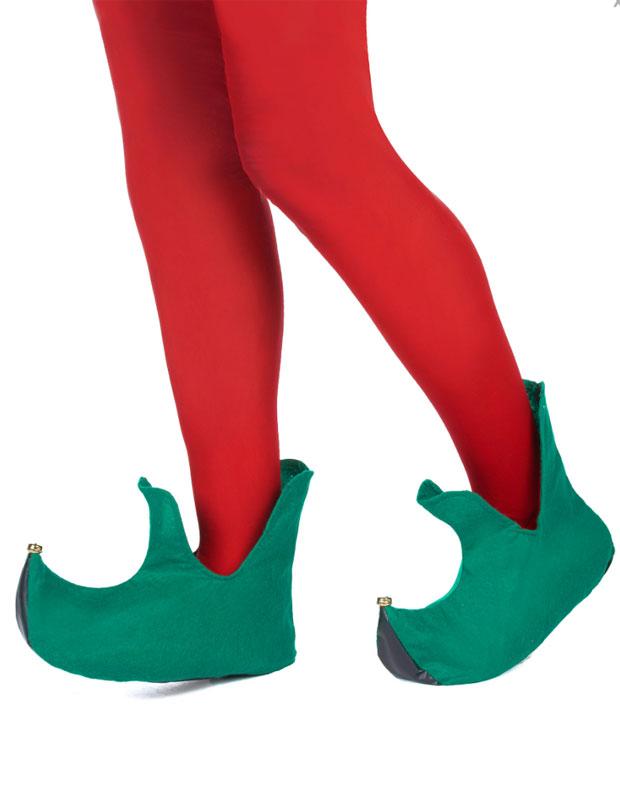 Sur Chaussures d\'Elfe ou de lutin Adulte