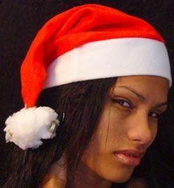 Bonnet de Noël Éco