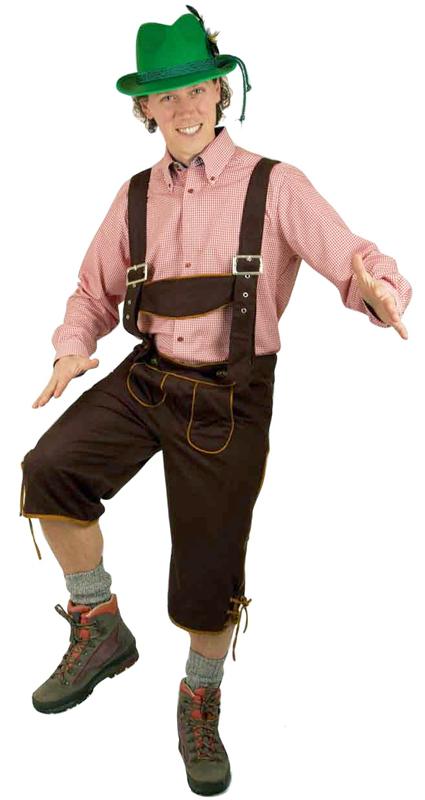 Pantalon de tyrolien