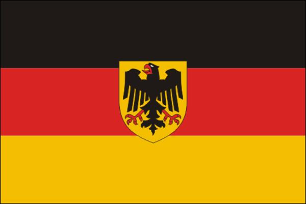 Drapeau Allemagne en tissu