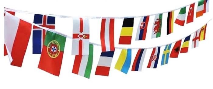 Guirlande 24 pays