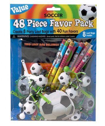 Sachets 48 Cadeaux Thème Ballons
