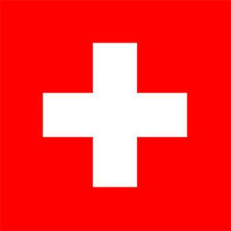 Drapeau Suisse 90Cm X 150Cm