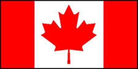 Drapeau Canadien 90Cm X 150 Cm
